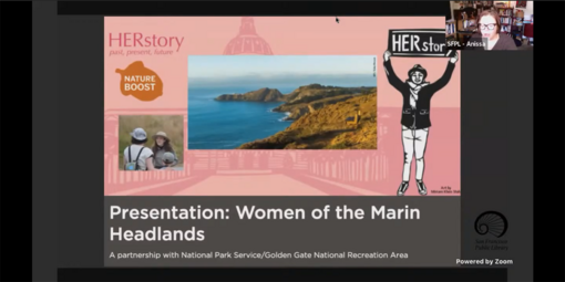Nature Boost: Women of the Marin Headlands