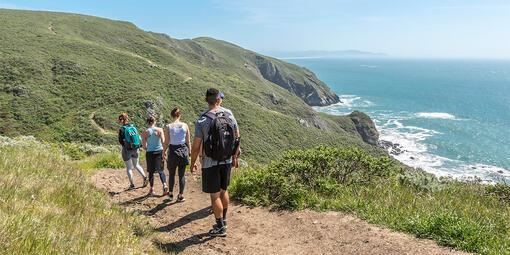 Pirates Cove Trail