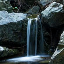 Catract creek, Mt. Tam