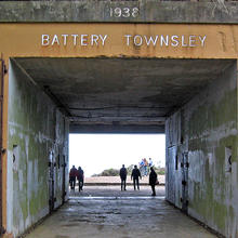 Battery Townsley in the Marin Headlands