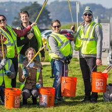 Golden Gate Maintenance Volunteers