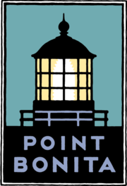 Schwab image of the Point Bonita Lighthouse